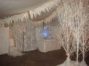 Winter Wonderland Office Decorating Ideas Photos