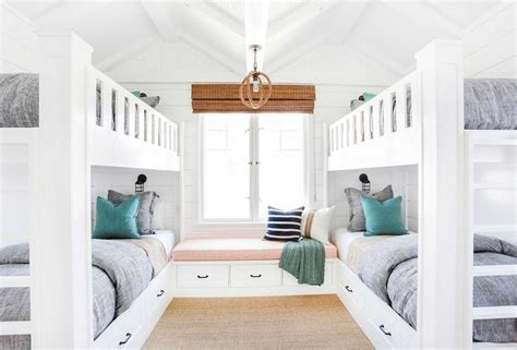 37291 built in bunk beds bunk bed sconces design ideas