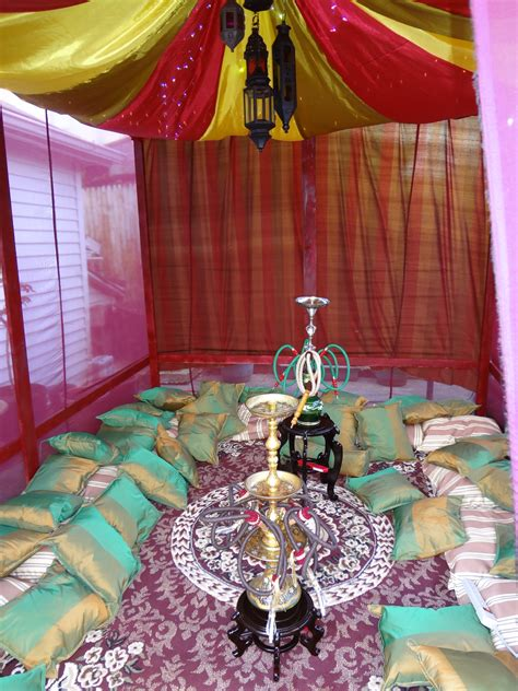 Real Event Moroccan Birthday Party