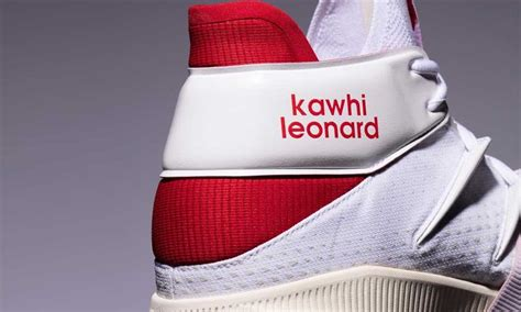 balance teases kawhi leonards  basketball sneaker