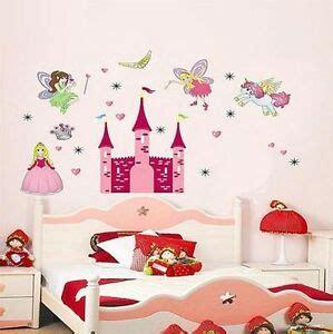 Kinderzimmer Deko Feen by Wandtattoo Kinderzimmer Prinzessin Einhorn Fee