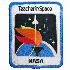 Teacher in Space – Space Patches