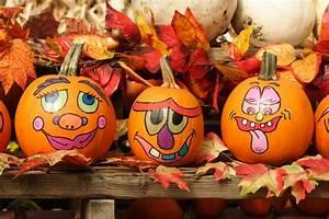 Halloween Kürbis Bemalen : halloween deko selber basteln mit kindern style your castle ~ Eleganceandgraceweddings.com Haus und Dekorationen