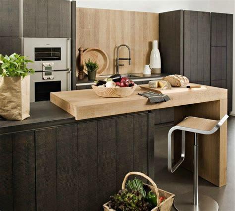 isla de cocina de madera imagenes  fotos
