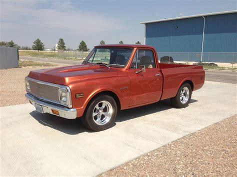 1970 Chevrolet C10 Custom Pickup 177282