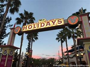 MORE Festival of Holidays FOOD PHOTOS From Disney ...