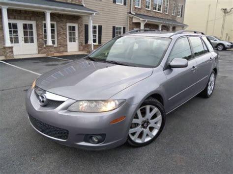 Purchase Used 2006 Mazda Mazda6 S Sport Wagon -1 Ownr*auto