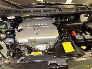 2009 Toyota Sienna Limited Awd 3 5 Liter Dohc 24