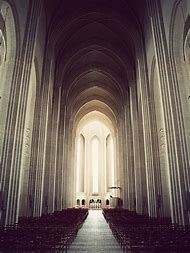 Copenhagen Grundtvigs Church