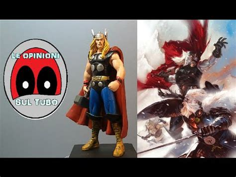 recensione marvel heroes 3d thor youtube