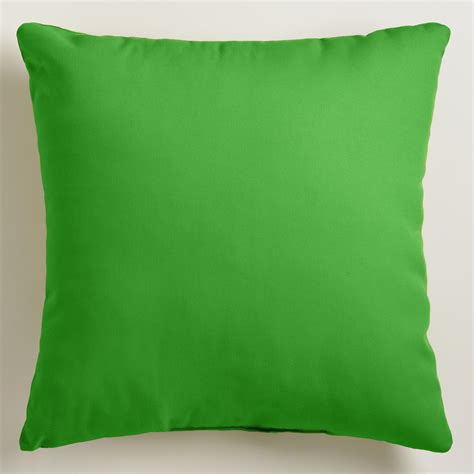 outdoor throw pillows lime outdoor throw pillow world market