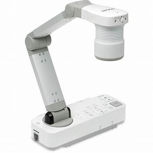 Epson dc 20 document camera white v12h500020 bh photo video for Epson document camera