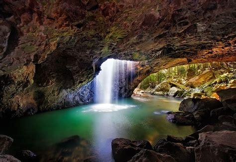 Natural Bridge, Australia - | Amazing Places