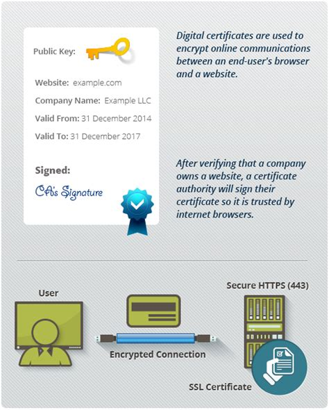 digital certificate what is digital certificate definition of digital ssl