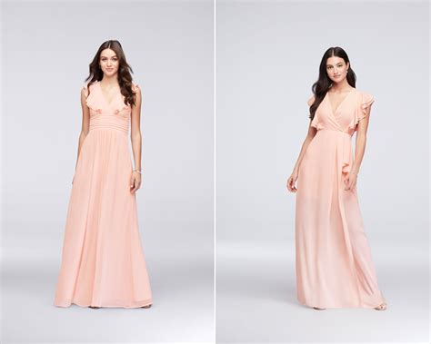 David's Bridal To Release Bridesmaid Dresses For Under 0