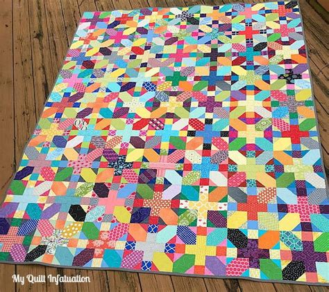 scrappy   quilt tutorial favequiltscom