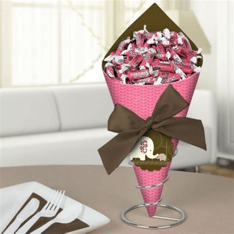 edible centerpieces for baby shower bouquet centerpiece baby shower ideas