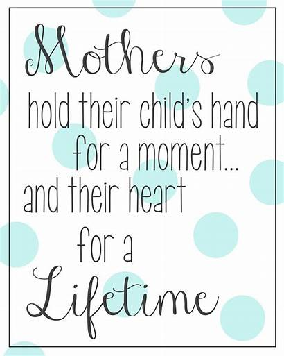 Printable Quotes Mothers Mother Cards Wife Quote