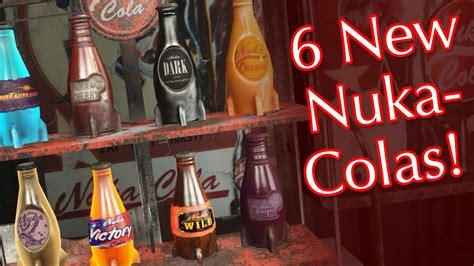 Fallout 3 Nuka Cola L by Nuka World New Nuka Cola Flavors For Fallout 4 Quartz