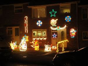 Christmas Decorations For House Outside Ideas Decorating ...