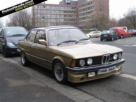 Bmw 323 1981 Review, Amazing Pictures And Images Look