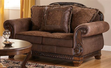 Bradington Sofa Set by Bradington Truffle Loveseat The Room Loft