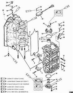 Mercury 2 Str Service Repair Manual 135 150 175 200 225