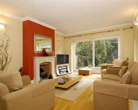 photo  orange russet terracotta rust living room lounge