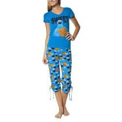 Cute Cookie Monster Pajamas