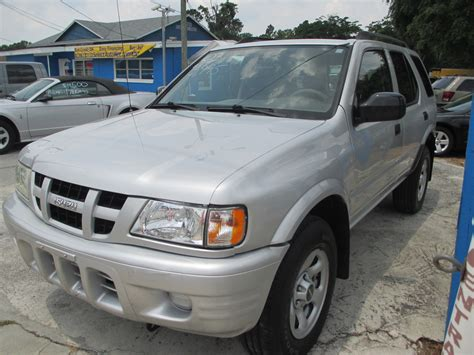 how to work on cars 2003 isuzu rodeo navigation system 2003 isuzu rodeo overview cargurus
