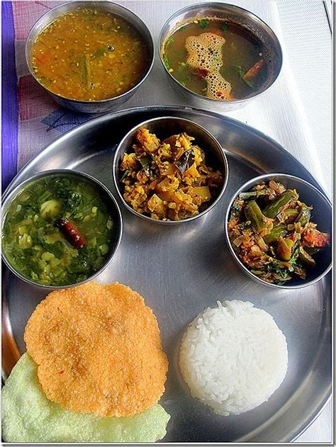 andhra thali indian food recipes food recipes food