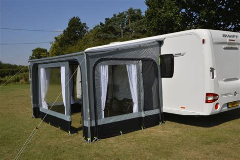 Kampa Revo Zip Roll Out Awning Privacy Room 400