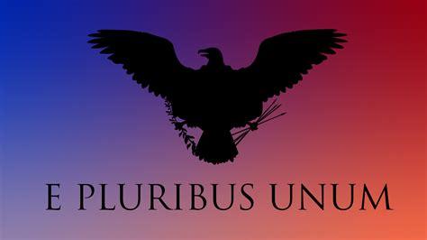 what does e pluribus unum e pluribus unum by frostededge on deviantart