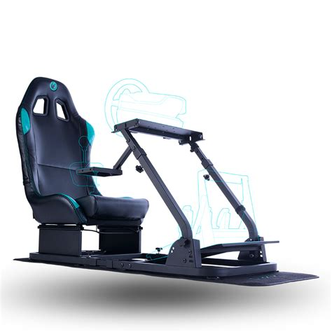 supporto volante nacon gaming supporto volante rc 500 nacon gaming