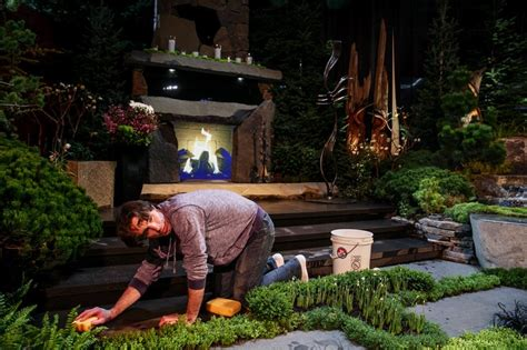 garden show seattle spring is in the air at northwest flower garden show the seattle times