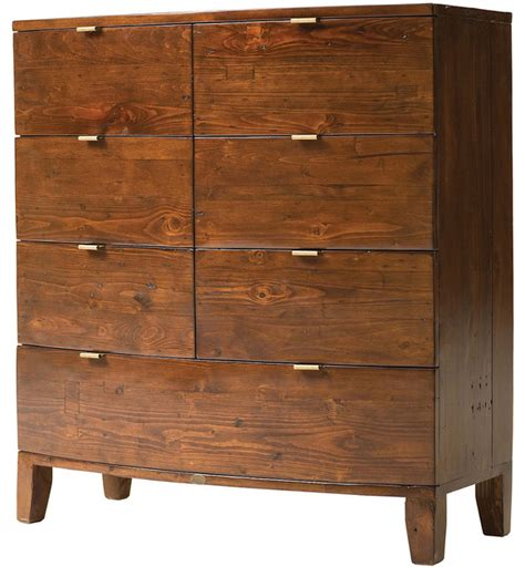 chests and dressers rounded wood 7 drawer dresser tropical dressers 2157