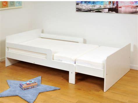 lit evolutif xcm blanc zelly avecsans matelas