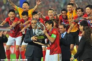 China's Guangzhou Evergrande wins 2015 AFC Champions ...