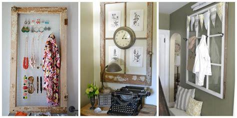 Decorating Ideas Using Window Frames by Window Frames Easy Craft Ideas
