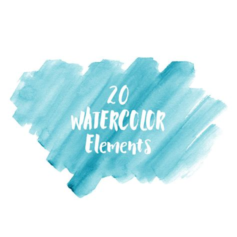 water color brushes water color clipart brush pencil and in color water