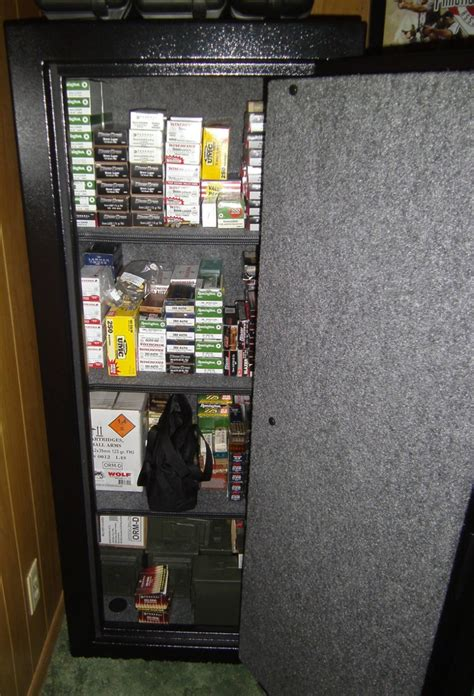 secure ammunition storage cabinet liberty safe ammo