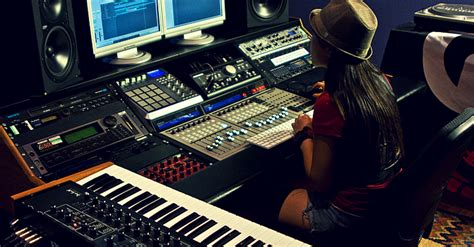 Production isn't nearly as much about learning by reading, watching, or listening…it's about learning by doing! 10-Point Checklist: Starting Your Own Music Production Company - Creative Freedompreneur