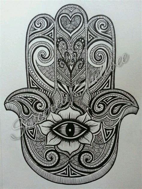 pin  debbie wells  hasma hand inspirational tattoos