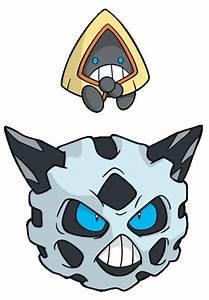 Pokemon Snorunt Evolution Chain Images | Pokemon Images
