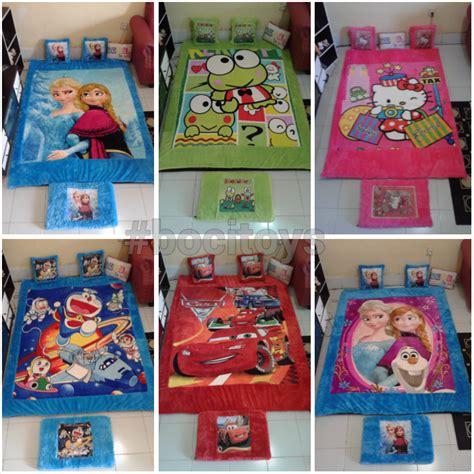 Karpet Karakter Tebal 8 Cm matras boneka net karpet set printing tebal 3cm