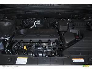 2011 Kia Sorento Ex 2 4 Liter Dohc 16