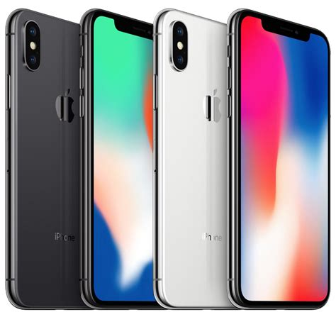 iphone x in space gray with 256gb of storage is most
