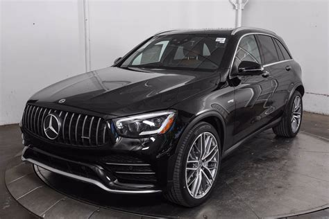 For 2021, mercedes gifts the glc lineup with more standard features and more standalone options. New 2020 Mercedes-Benz GLC GLC 43 AMG® 4D Sport Utility in ...