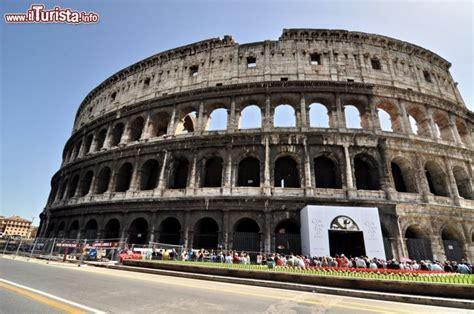Ingresso Colosseo by Ingresso Principale Colosseo Come 232 Foto Roma