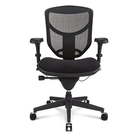 cheap workpro quantum 9000 series ergonomic mid back mesh